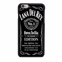 lana del rey jack daniels case for iphone 6 6s