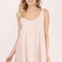 Into Your Arms Shift Dress