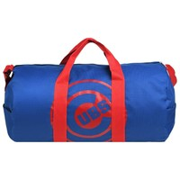 MLB CHICAGO CUBS VESSEL BARREL DUFFLE GYM BAG NEW 2017 STYLE TRAVEL LUGGAGE