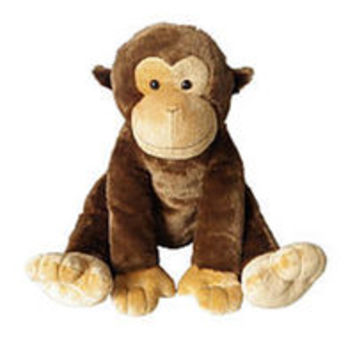 Toys R Us Plush 15.5 inch - Monkey