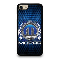 MOPAR METAL LOGO 1 iPhone 4/4S 5/5S/SE 5C 6/6S 7 8 Plus X Case