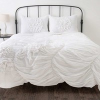 Hush Comforter Set by Rizzy - Bed Sets - Cotton