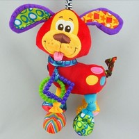 Baby Musical Toy puppy Rattle