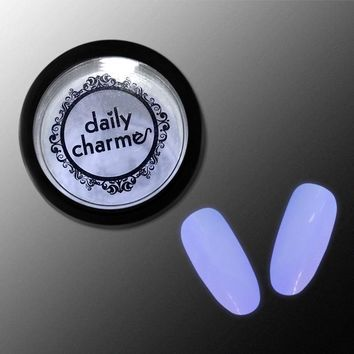 Glow in the Dark Pigment / Violet Glow – Daily Charme