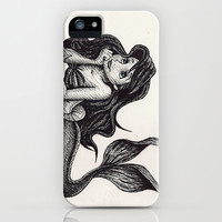 Daydreamer Under The Sea iPhone & iPod Case by Jack Kershaw