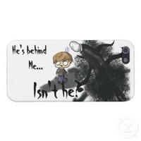 Slenderman Pewdie iPhone 5 Case from Zazzle.com