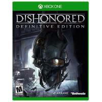Dishonored Definitive Edition Xbox One Video Game