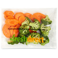 Order FreshDirect Broccoli and Carrots in Microwavable Bag   Fast Delivery