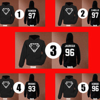 fifth harmony hoodie hooded lauren jauregui hoodie hooded camila cabello hoodie hooded 2 side design hoodie S M L XL size available