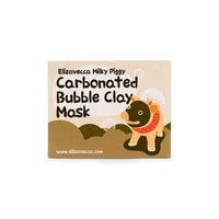 Elizavecca Milky Piggy Bubble Clay Mask