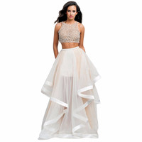 Vestido Summer Lady Long Party Ball Prom Gown For Women Bridesmaid Formal Dress