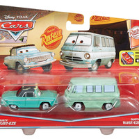 Disney Pixar Cars Movie Moments 2 pack Rusty Rust-eze and Dusty Rust-eze