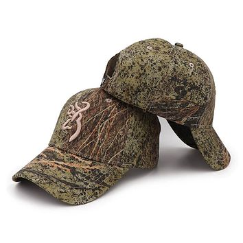 New Camo Baseball Cap Fishing Caps Men Outdoor Hunting Camouflage Jungle Hat  Tactical Hiking Casquette Hats