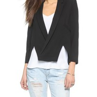 SMYTHE Cut Out Blazer
