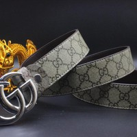 Gucci Belt Men Women Fashion Belts 503896