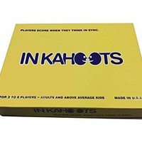 In Kahoots Adult Party Board Game