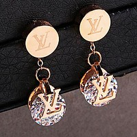 LV Louis Vuitton Stylish Women Earrings Accessories Jewelry
