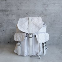 herschel supply co. - dawson - women's backpack - lunar rock