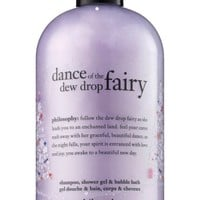 philosophy dance of the dewdrop fairy shampoo, shower gel & bubble bath (Limited Edition) | Nordstrom