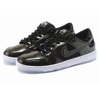 Tagre™ NIKE SB DUNK LOW TRD Fashion Man sneakers Sports Shoes Black G-MLDWX