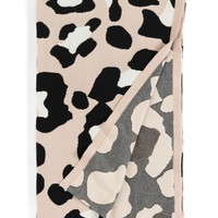 Leo Leopard Throw