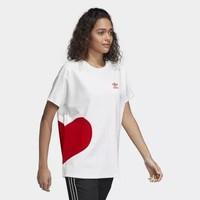 NIKE Lover Couple Fashion Heart Short Sleeve Tunic Shirt Top Blouse