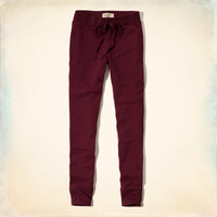 Hollister Fleece Leggings