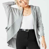 Silence + Noise Cali Cocoon Cardigan