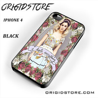 Marina And The Diamonds I Hate Everything For Iphone 4 Iphone 4S Case YG