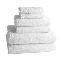PALAIS LUXURY TOWELS | Set of 6 | White