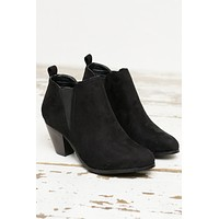 Syracuse Suede Ankle Bootie