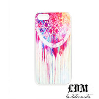 DREAMCATCHER iphone 4 iphone 4s iphone 5 itouch 4 itouch 5 case hard plastic vibrant awesome trendy