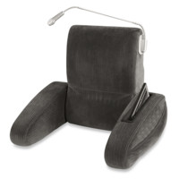 Brookstone® eComfort™ Bed Rest Reading Pillow