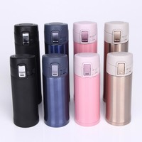 350/500ML  stainless steel vacuum cup garrafa termica thermos  thermo mug Travel Thermocup Coffee Mugs