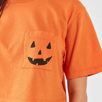 Truly Madly Deeply Halloween Pocket Tee | Urban Outfitters