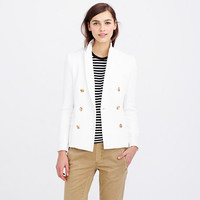 PRE-ORDER DOUBLE-BREASTED BLAZER