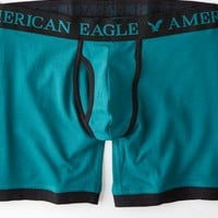AEO Men's Athletic Trunk (Teal)