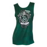 Harry Potter Slytherine Women's Muscle Tank Top