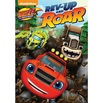 Blaze and the Monster Machines: Rev-Up and Roar DVD
