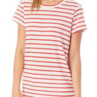 Alternative Ideal Stripe Lounge Tee | Nordstrom