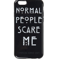 American Horror Story Normal People Scare Me iPhone 6 Case
