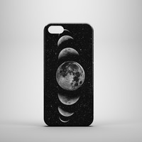 MOON PHASES Phone Case for iPhone and Galaxy phones