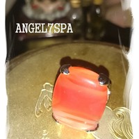 7 POWERS OF THE LOVE RING SIZE 7 INFUSE WITH POWERFUL 21 CHI BALLS MAXIMUN