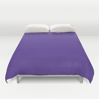 Blue Magenta Violet Duvet Cover - 553592 - Twin, King Queen Size Duvet - Purple Blanket - Purple Duvet - Purple Bedding