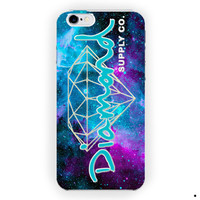 Diamond Supply Co Galaxy Nebula For iPhone 6 / 6 Plus Case