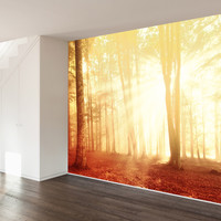 My Sylvan Paradise Wall Mural Decal
