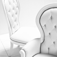 www.roomservicestore.com - Riviera Dining Chair in White