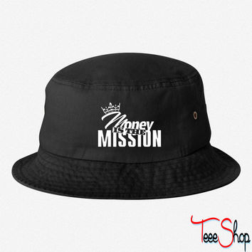 money is the mission - Copy bucket hat