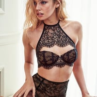 Lace High-neck Demi Bra - Very Sexy - Victoria's Secret