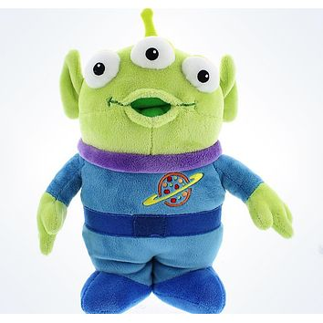"""Disney Parks Toy Story 13"""" Alien Plush New With Tags"""